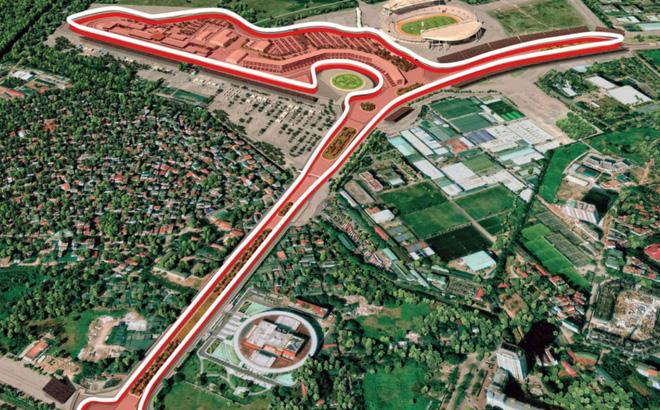 Hủy chặng đua xe công thức 1 Việt Nam 2020